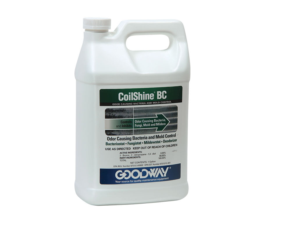 Coilshine BC Küf Bakteri Mantar Önleyici